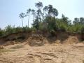 Charakterystyczne gory piachu w Szpicu.JPG