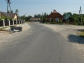 Droga do Nowych Zukowic - widok ze skrzyzowania obok sklepu Kozlowskiego.JPG
