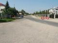 Droga do Tarnowa - widok ze skrzyzowania obok sklepu Kozlowskiego.JPG